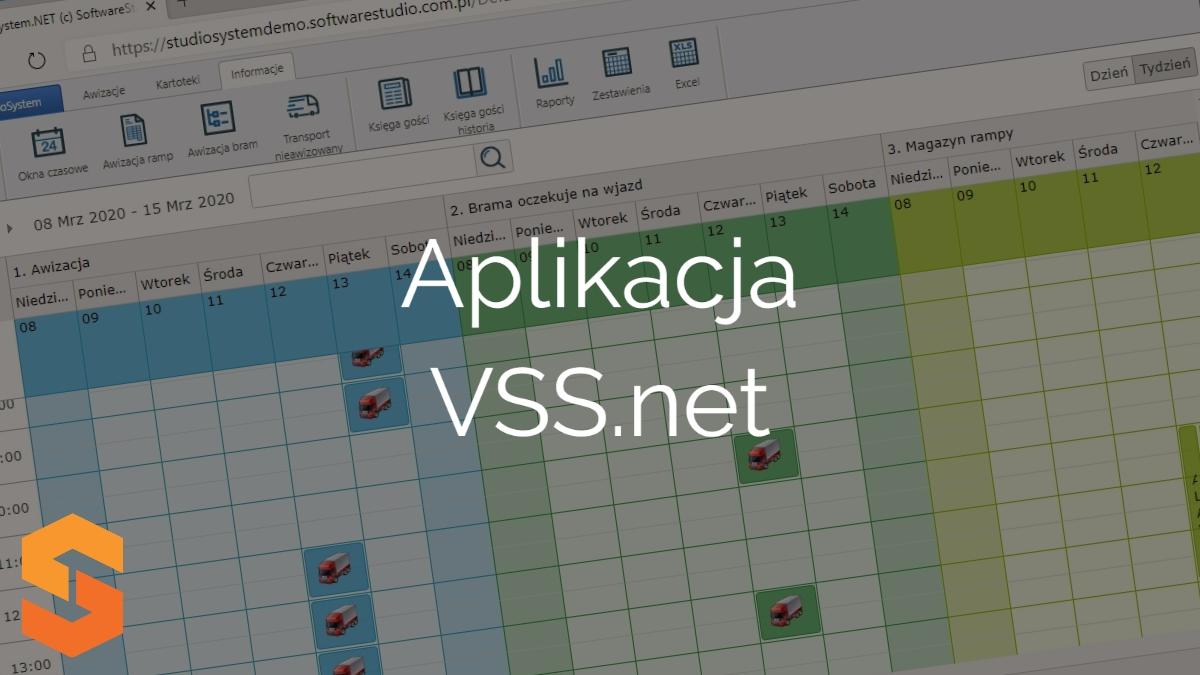 platforma zarządzania oknami czasowymi,aplikacja vss.net