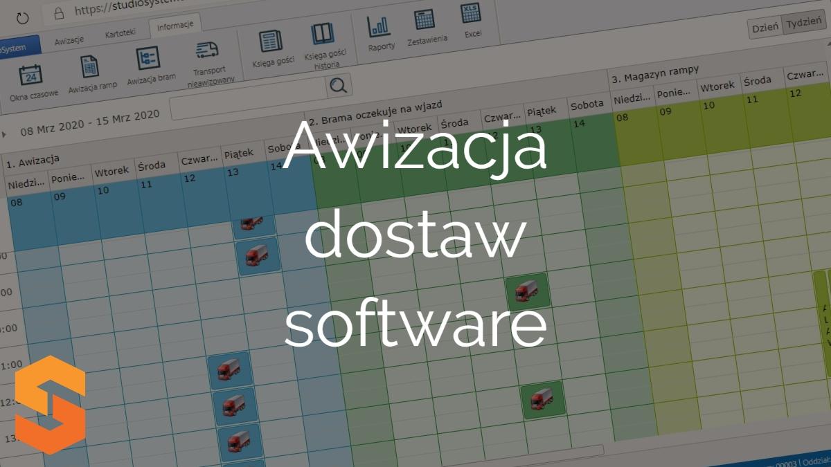 android aplikacja dla kierowcy,awizacja dostaw software