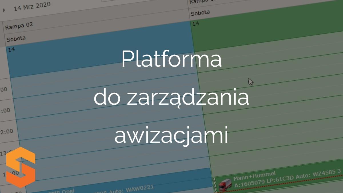 program do awizacji android,platforma do zarządzania awizacjami