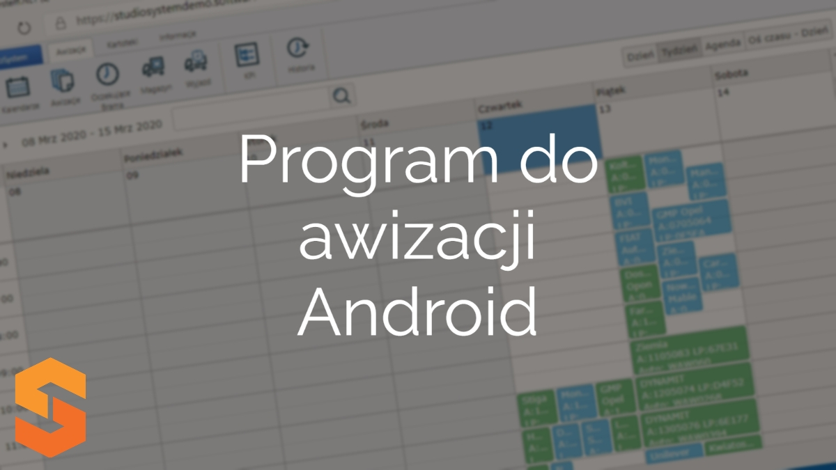 slot management system,program do awizacji android