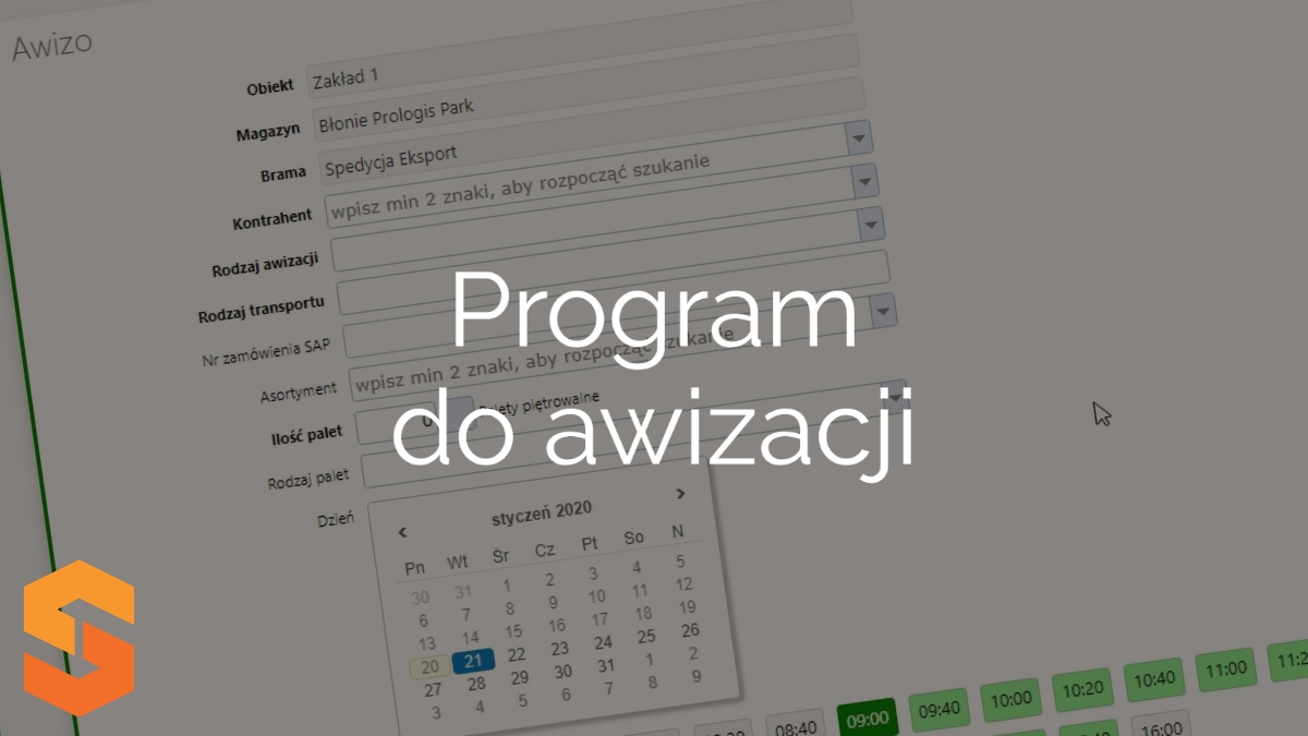 time slot management software online,program do awizacji