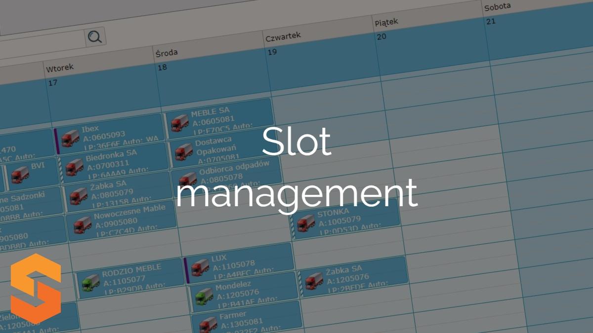 platforma okna czasowe,slot management