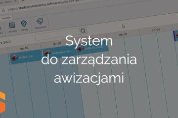 System do zarządzania awizacjami