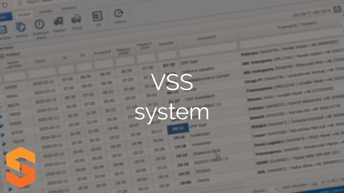 time slot management software,vss system