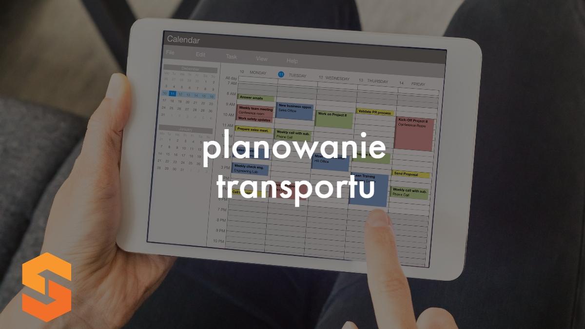 time slot management oprogramowanie,planowanie transportu